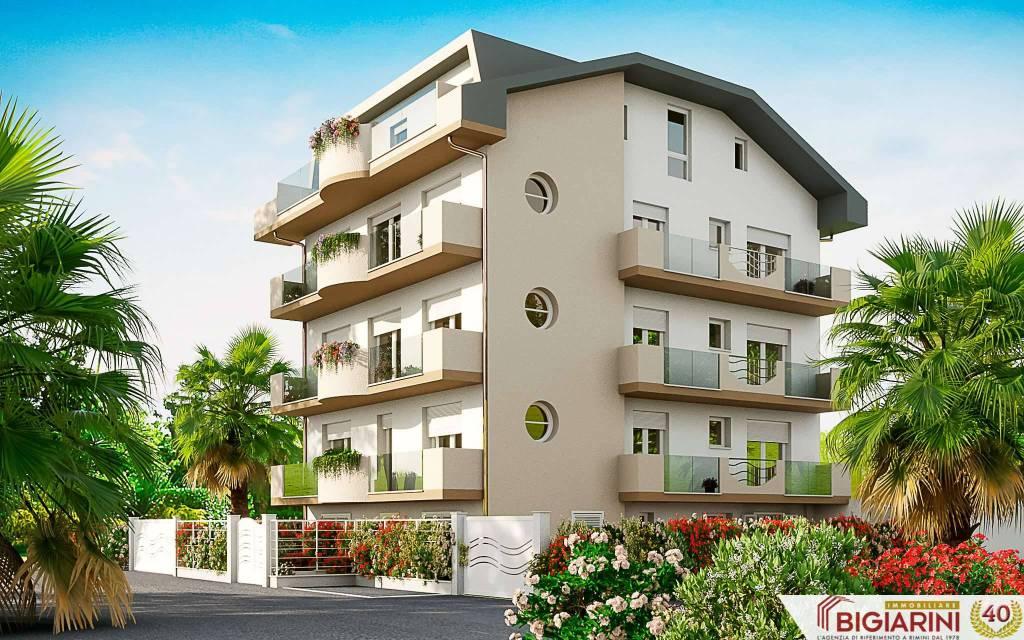 Appartamento in vendita a Riccione, 3 locali, prezzo € 316.000   CambioCasa.it