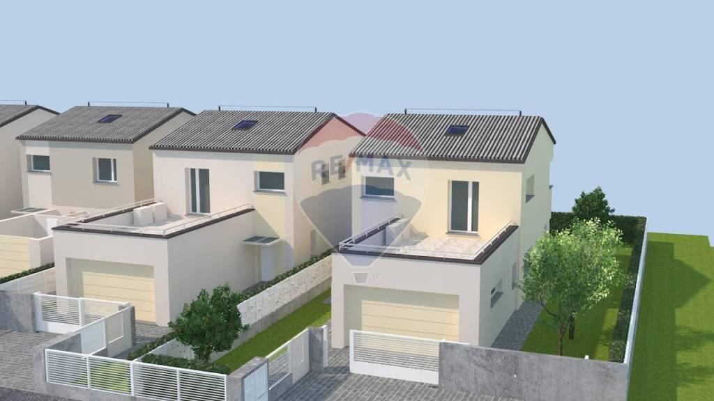 Villa in vendita a Vicenza, 5 locali, prezzo € 325.000 | CambioCasa.it