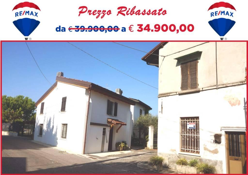 Soluzione Indipendente in vendita a San Zeno Naviglio, 3 locali, prezzo € 34.900 | PortaleAgenzieImmobiliari.it