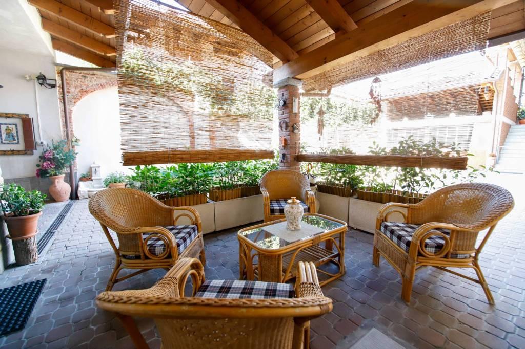 Foto 1 di Villa via Re Arduino 22, San Benigno Canavese