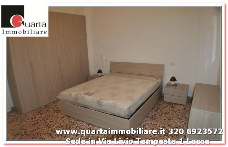 Appartamento in Affitto a Monteroni Di Lecce Periferia: 3 locali, 72 mq
