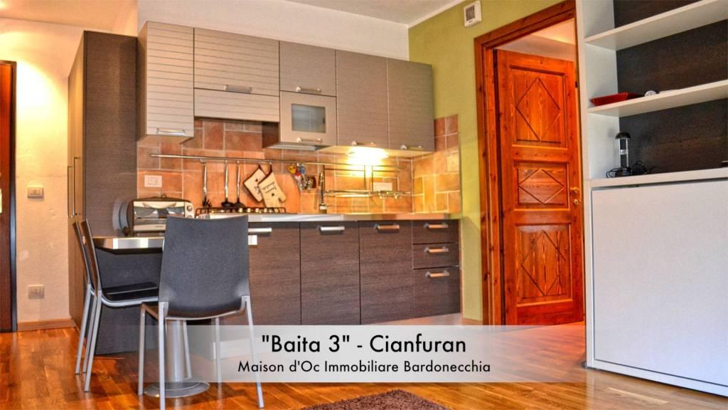 Appartamento in vendita a Bardonecchia, 1 locali, prezzo € 122.000   PortaleAgenzieImmobiliari.it