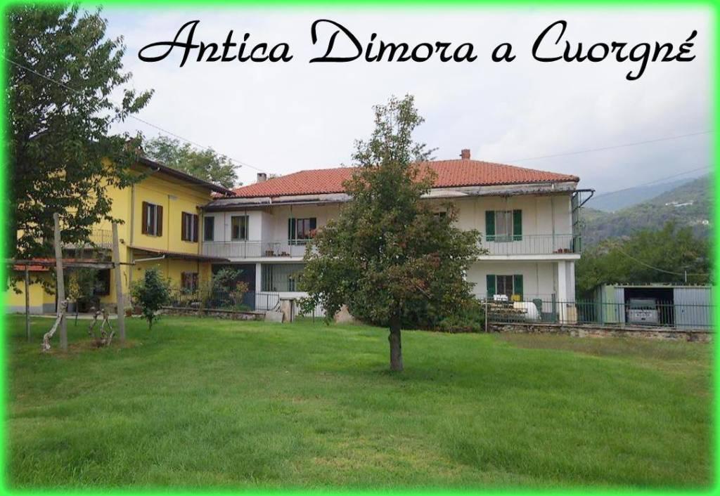 Foto 1 di Rustico / Casale Località Taboletto, Cuorgnè