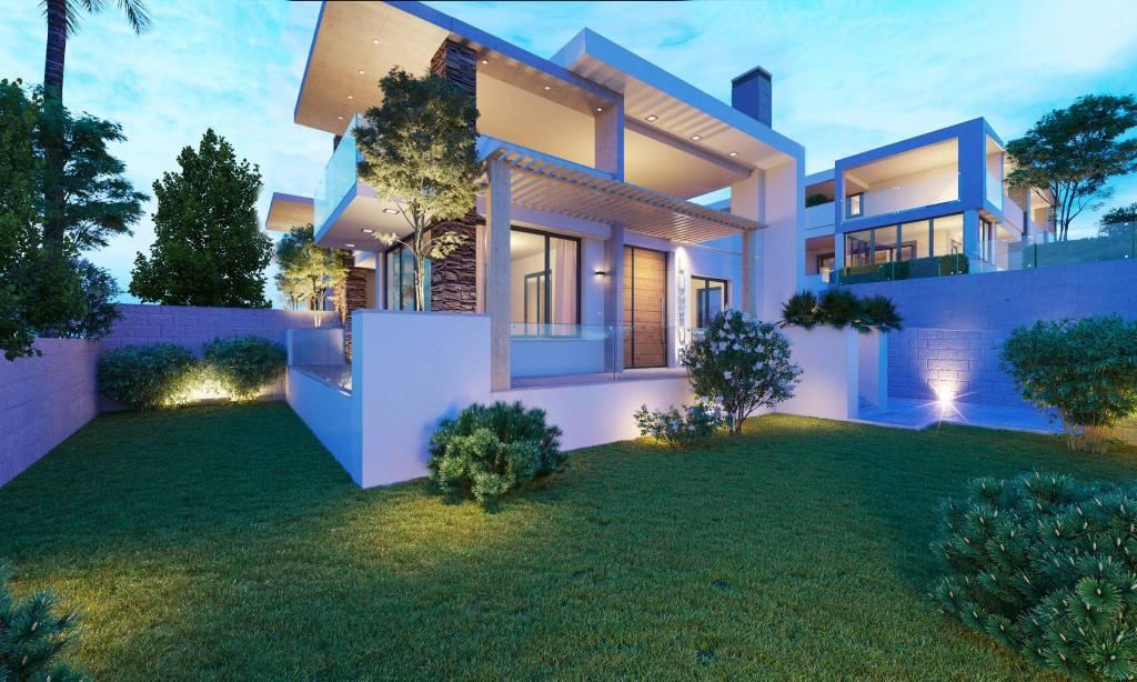 Villa in vendita a Roma, 4 locali, zona Zona: 40 . Piana del Sole, Casal Lumbroso, Malagrotta, Ponte Galeria, prezzo € 189.000 | CambioCasa.it