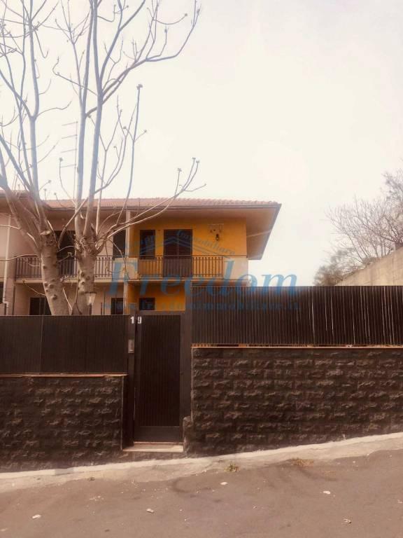 Villetta in Vendita a Mascalucia Centro: 4 locali, 113 mq