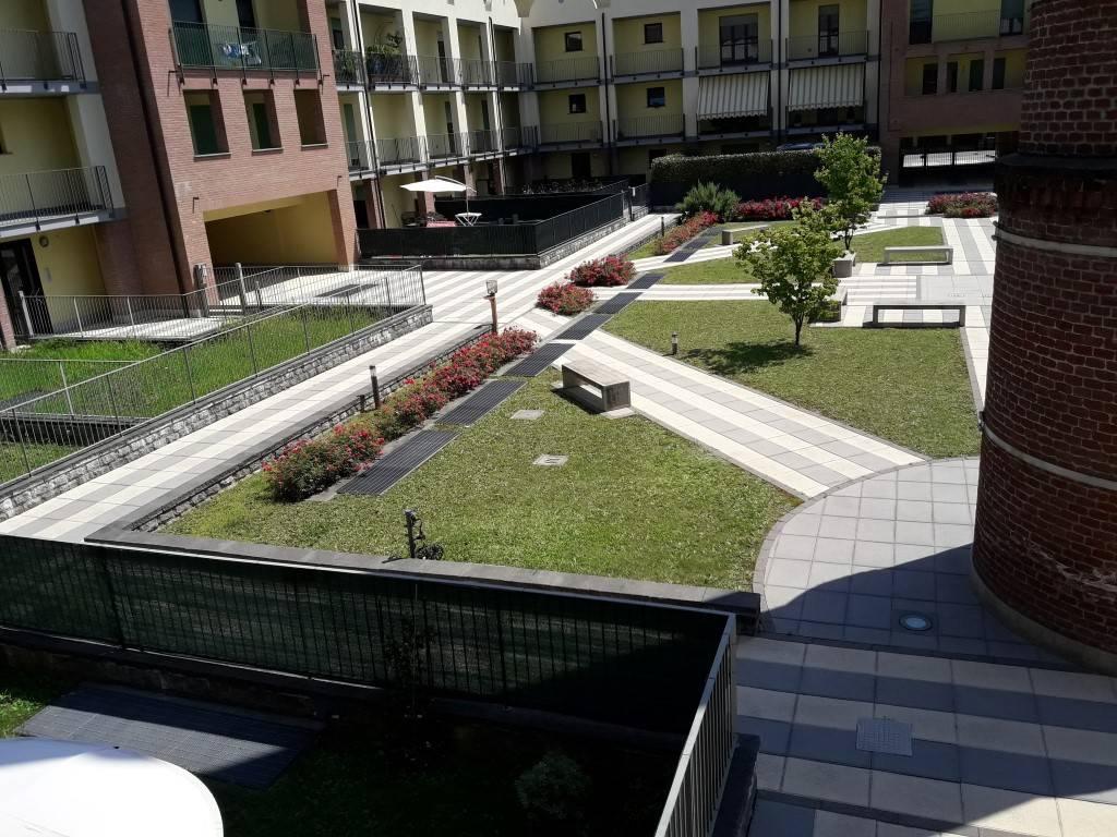 Appartamento in vendita a Fagnano Olona, 3 locali, prezzo € 99.000 | PortaleAgenzieImmobiliari.it