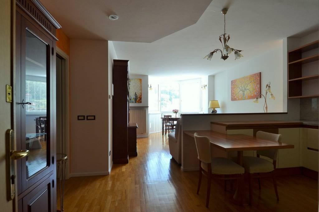 Ampio miniappartamento ad ultimo piano - 55 mq. - Solteri
