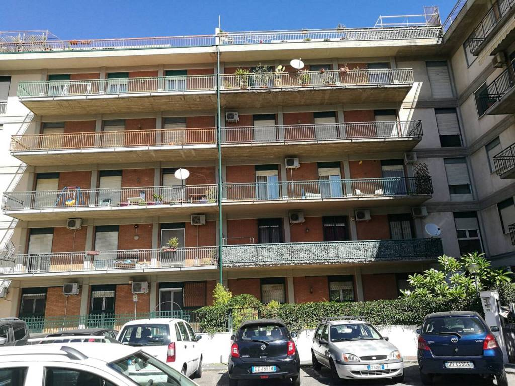 Appartamento in Affitto a Catania Centro:  5 locali, 115 mq  - Foto 1