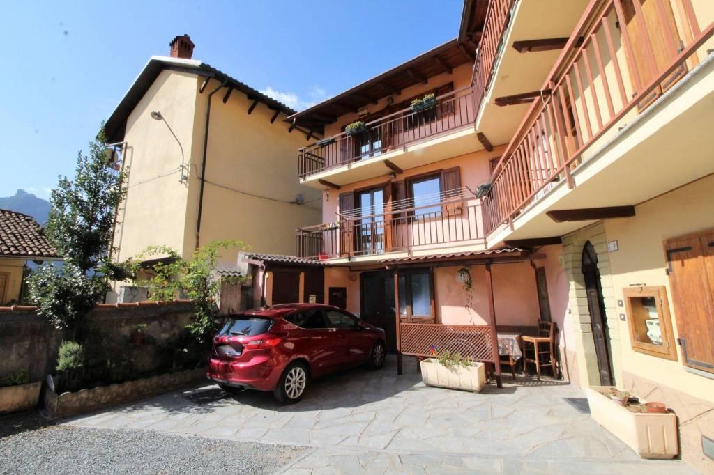 Foto 1 di Quadrilocale via Castel Merlino 2, Caprie
