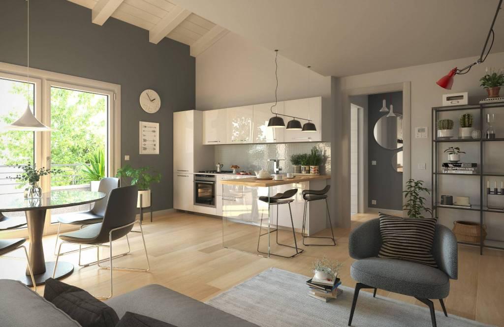 Appartamento in Vendita a Gatteo Centro: 3 locali, 139 mq