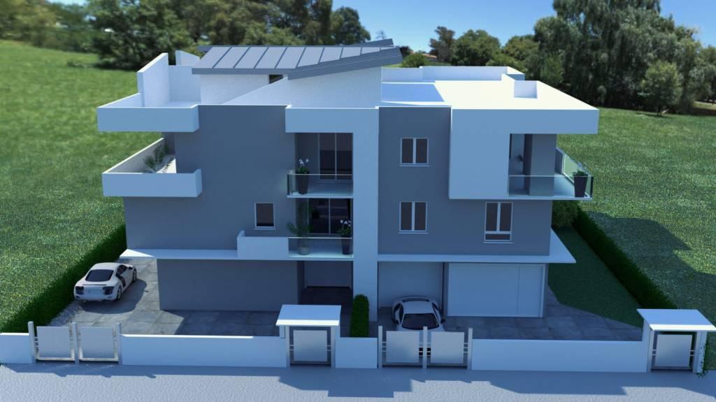 Appartamento in vendita a San Pietro in Casale, 5 locali, prezzo € 263.000 | PortaleAgenzieImmobiliari.it