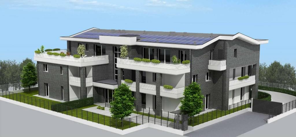 Appartamento in vendita a Biassono, 4 locali, prezzo € 427.000 | CambioCasa.it