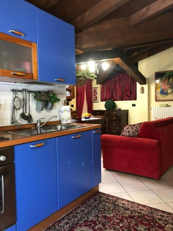 Appartamento in affitto a Concesio, 1 locali, prezzo € 350 | PortaleAgenzieImmobiliari.it