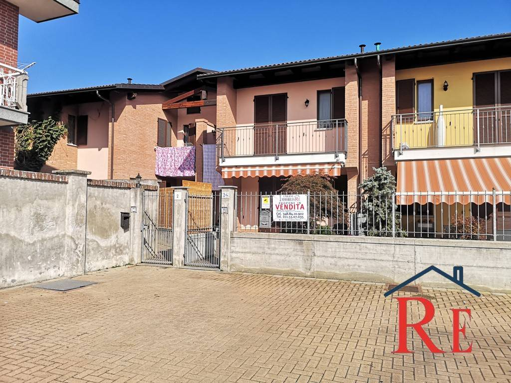 Foto 1 di Villetta a schiera via Trieste 2/1g, Villafranca Piemonte