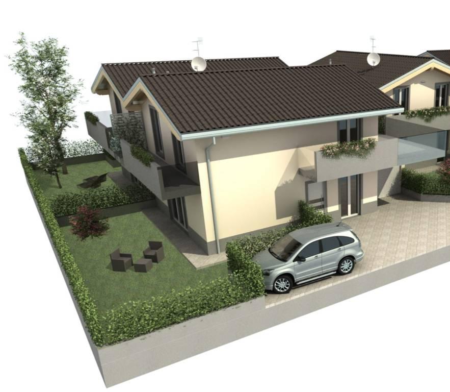 Villa a Schiera in vendita a Limido Comasco, 4 locali, prezzo € 285.000 | PortaleAgenzieImmobiliari.it