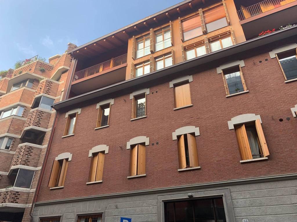 Foto 1 di Attico / Mansarda via Saluzzo 84, Torino