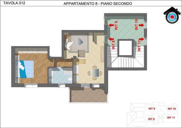 Appartamento in vendita a San Pietro in Casale, 2 locali, prezzo € 140.000 | PortaleAgenzieImmobiliari.it
