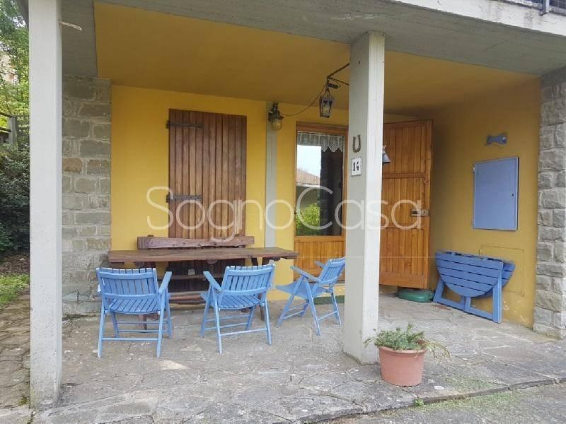 Appartamento in buone condizioni parzialmente arredato in vendita Rif. 7106451
