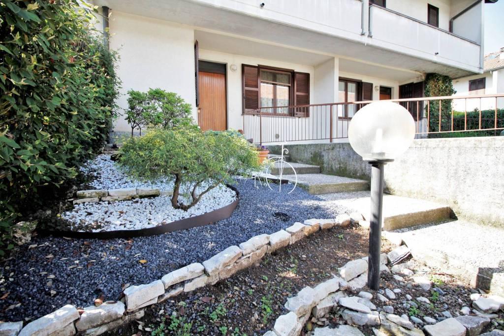 Villa a Schiera in vendita a Gorla Maggiore, 4 locali, prezzo € 199.000 | PortaleAgenzieImmobiliari.it