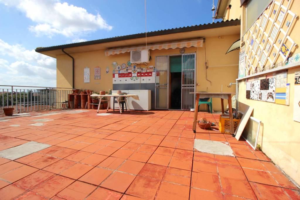 Foto 1 di Quadrilocale via Gino Merlini, Montecatini Terme