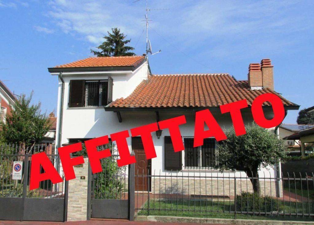 Villa in Affitto a Segrate: 5 locali, 150 mq