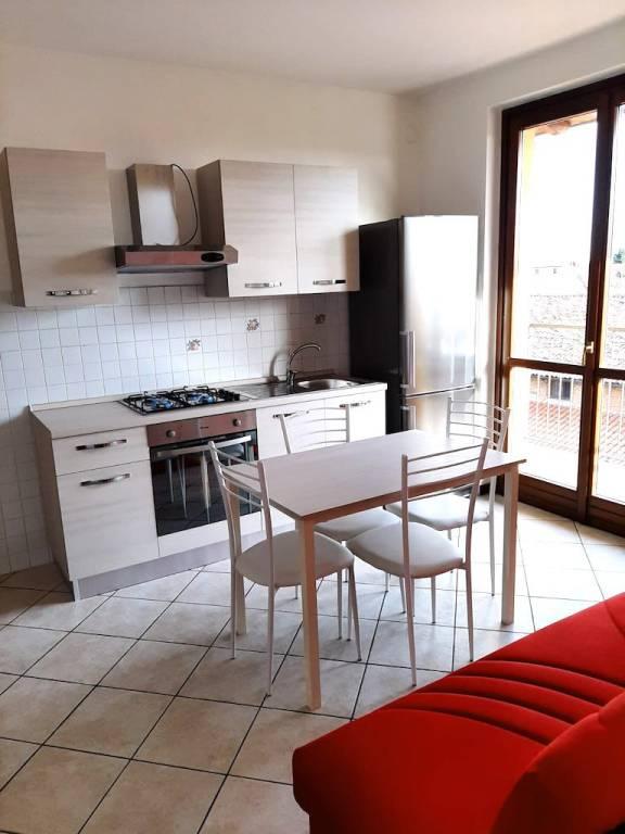 Appartamento in affitto a Arcene, 2 locali, prezzo € 450 | PortaleAgenzieImmobiliari.it