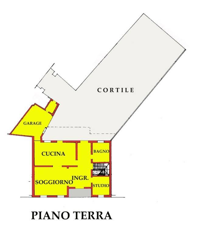 Villa in vendita a Rodigo, 7 locali, prezzo € 104.232 | CambioCasa.it