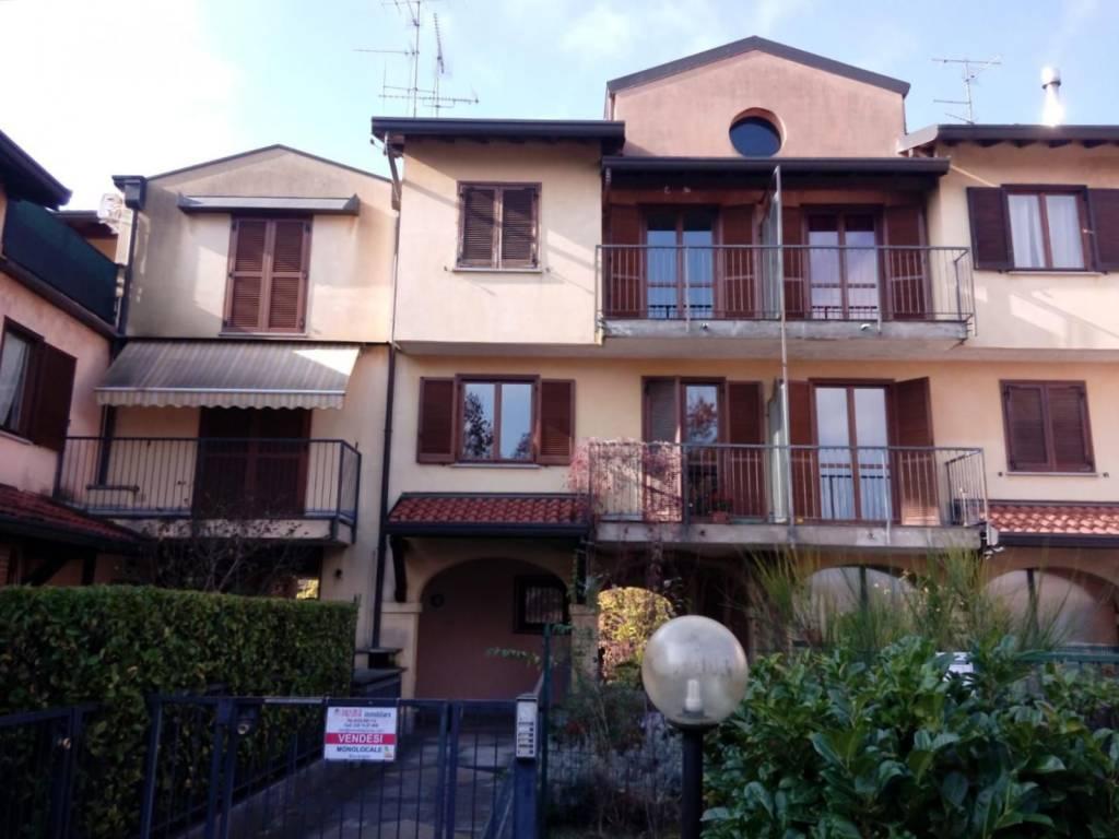 Appartamento in vendita a Castiglione Olona, 1 locali, prezzo € 68.000 | PortaleAgenzieImmobiliari.it