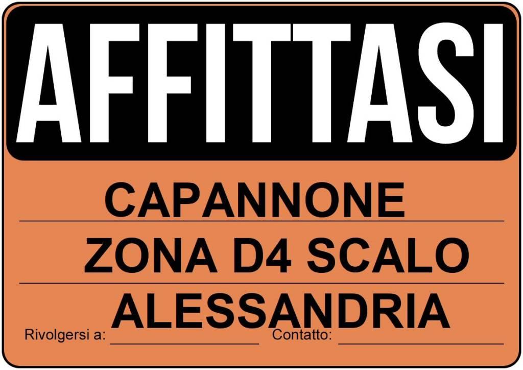 Capannone in affitto a Alessandria, 2 locali, Trattative riservate | PortaleAgenzieImmobiliari.it
