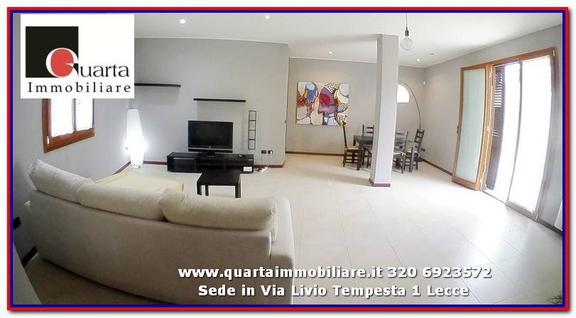 Appartamento in Affitto a Lecce Periferia: 4 locali, 114 mq