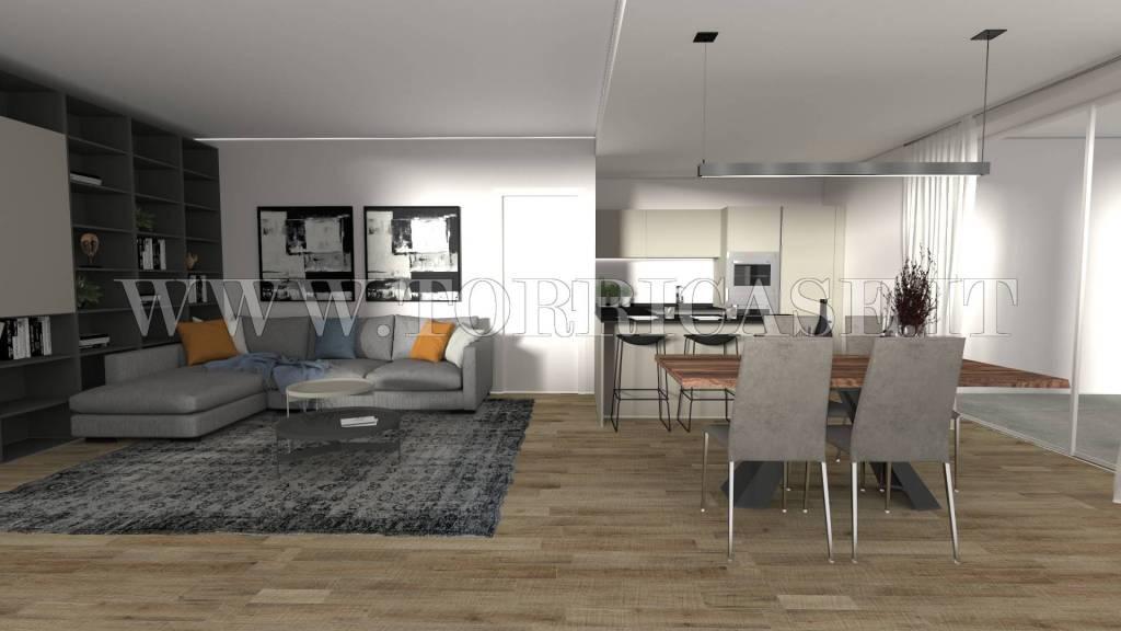 Appartamento in vendita a Villa di Serio, 3 locali, prezzo € 285.000 | PortaleAgenzieImmobiliari.it