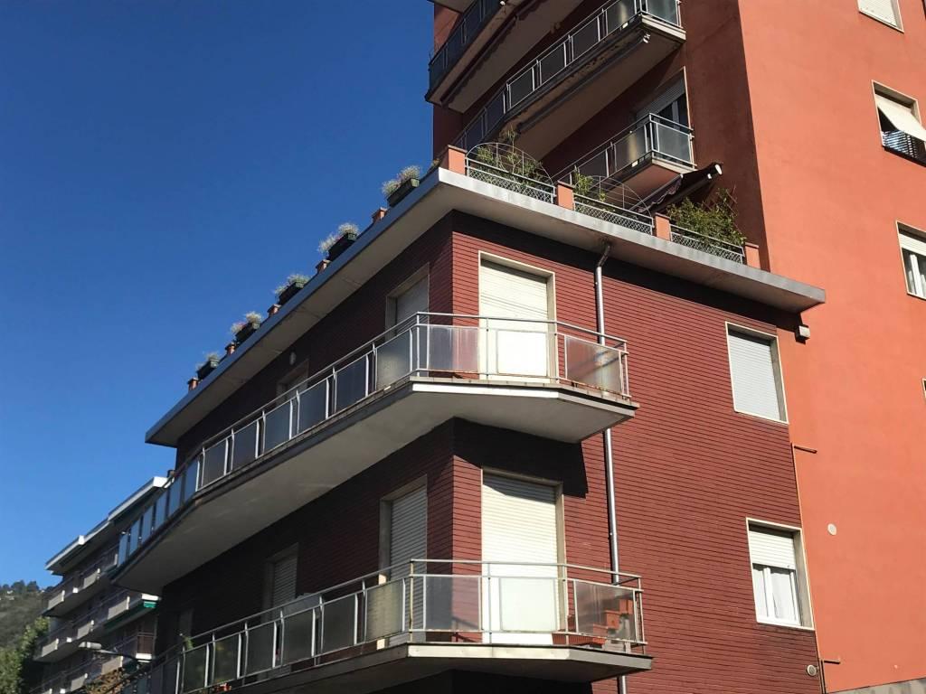 Appartamento in buone condizioni arredato in affitto Rif. 8644876