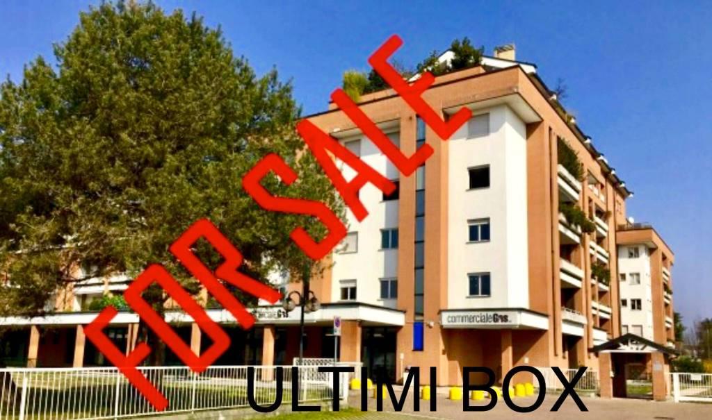 Box / Garage in vendita a Gallarate, 9999 locali, prezzo € 9.000 | CambioCasa.it