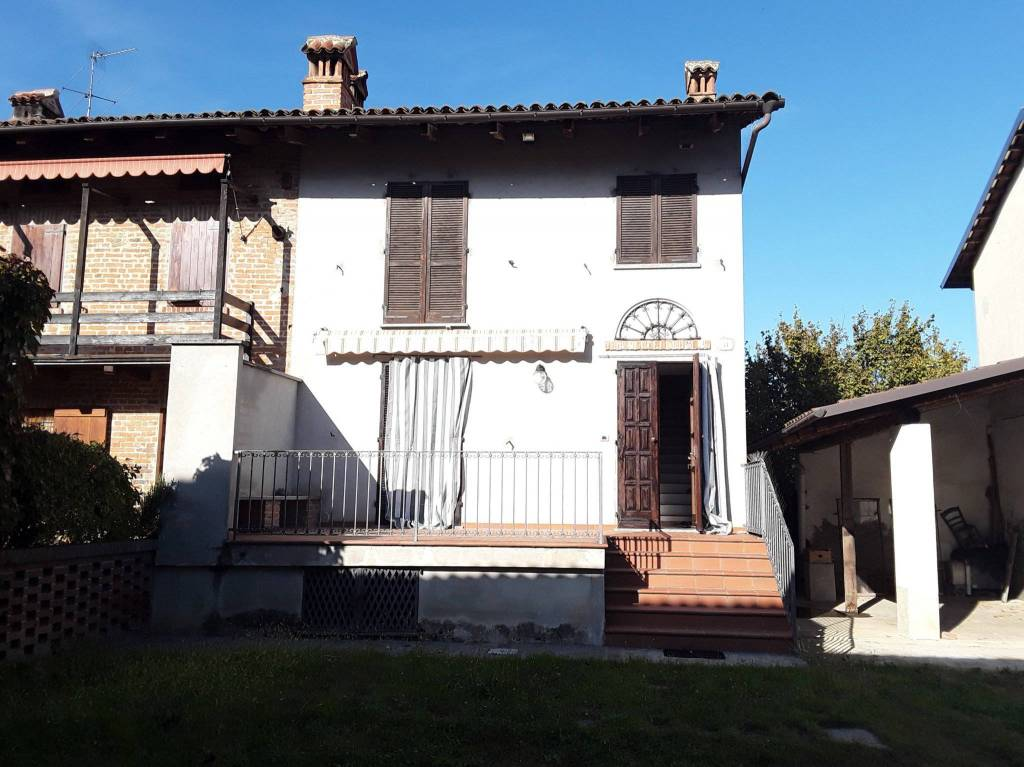 Soluzione Indipendente in vendita a San Martino Alfieri, 5 locali, prezzo € 120.000   PortaleAgenzieImmobiliari.it