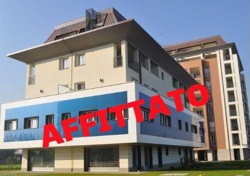Ufficio-studio in Affitto a Segrate: 1 locali, 117 mq