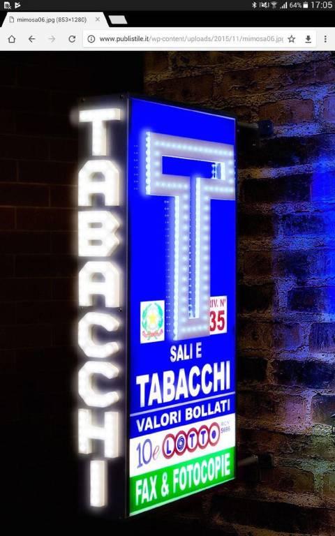 Tabacchi / Ricevitoria in Vendita a Cremona