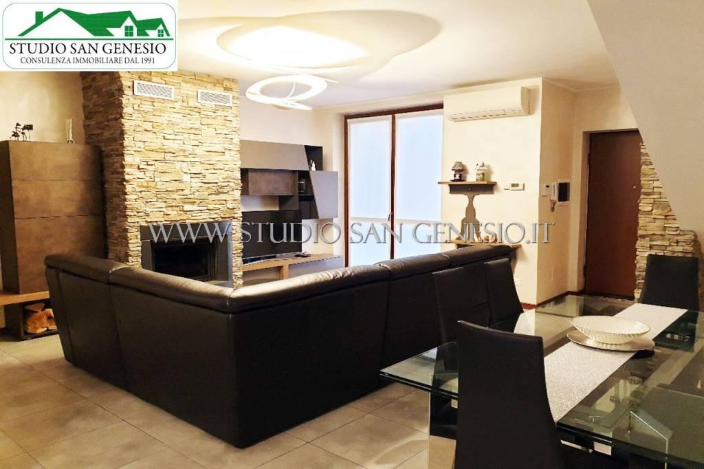Villa in vendita a Sant'Alessio con Vialone, 4 locali, prezzo € 225.000 | CambioCasa.it