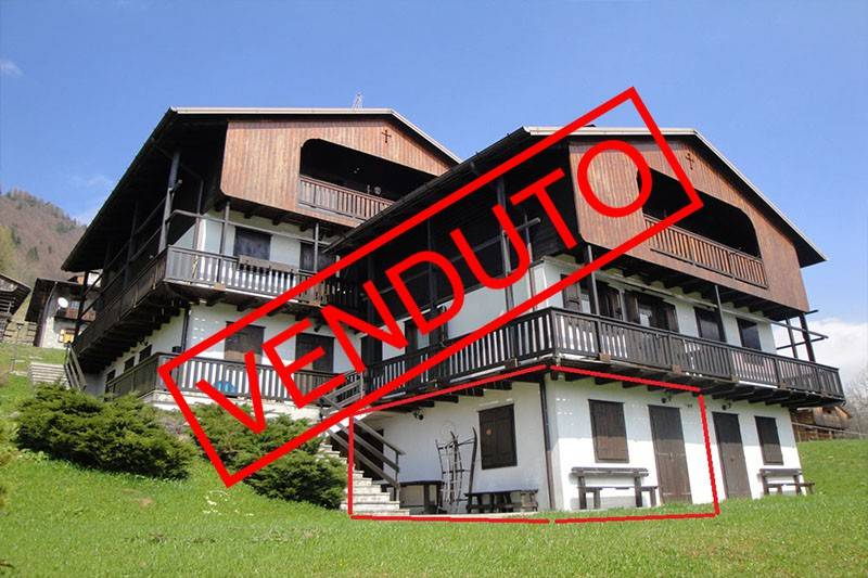 Appartamento bilocale in vendita a Sauris (UD)
