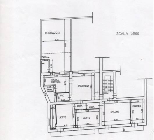 Appartamento, Petraro, 0, Vendita - Santa Maria La Carità