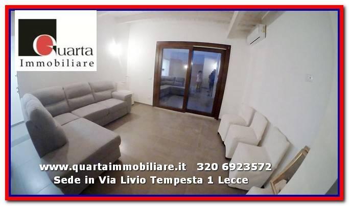 Attico in Affitto a Lecce Semicentro: 3 locali, 79 mq
