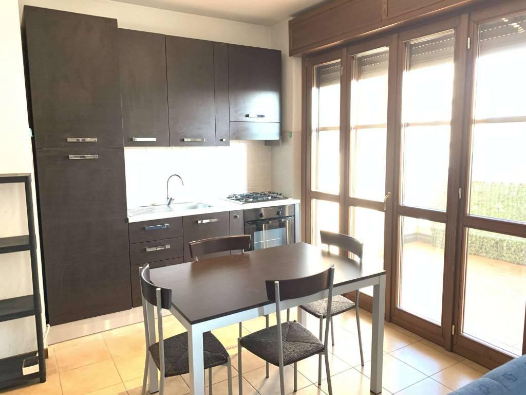 Appartamento in affitto a Tribiano, 2 locali, prezzo € 600   CambioCasa.it