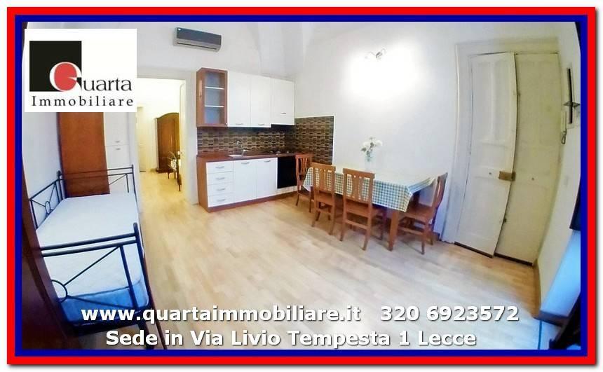 Appartamento in Affitto a Lecce Centro:  1 locali, 60 mq  - Foto 1