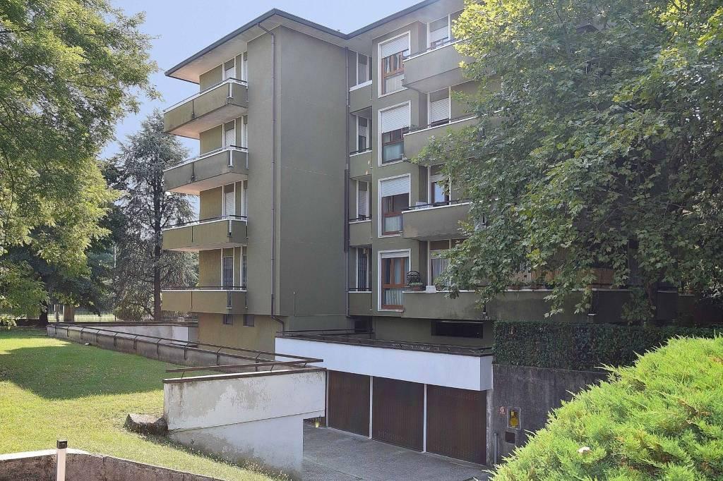 Appartamento in vendita via Nino Bixio 12/A Agrate Brianza