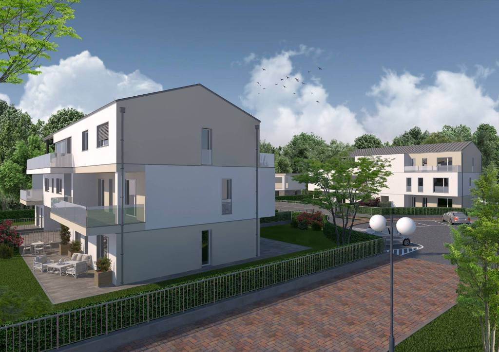 Appartamento in vendita a Usmate Velate, 3 locali, prezzo € 250.000 | PortaleAgenzieImmobiliari.it