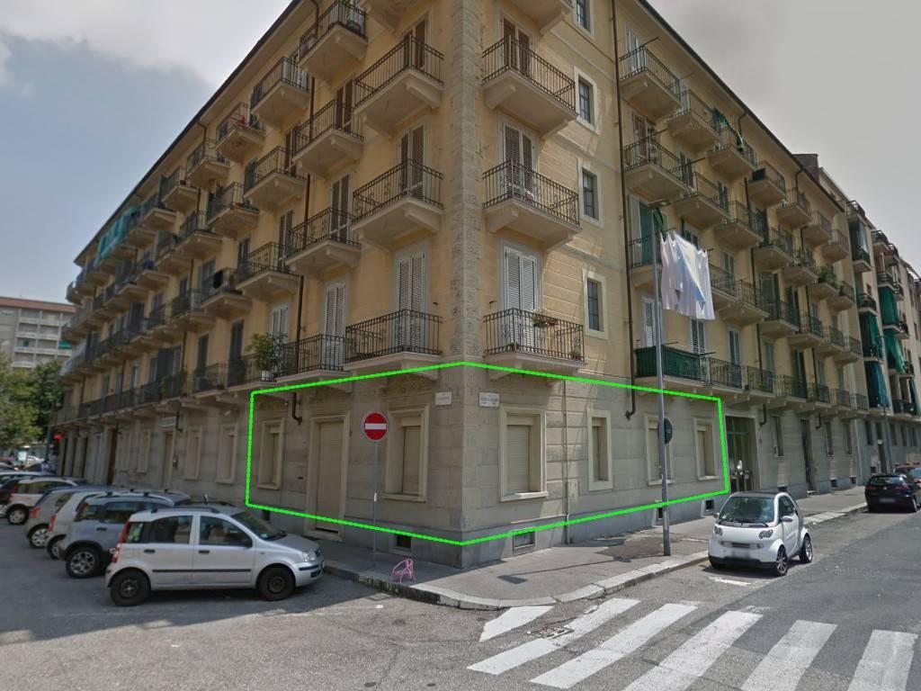 Ufficio / Studio in vendita a Torino, 4 locali, zona Barca-Bertolla, Falchera, Barriera Milano, Corso Regio Parco, Rebaudengo, prezzo € 68.000 | PortaleAgenzieImmobiliari.it