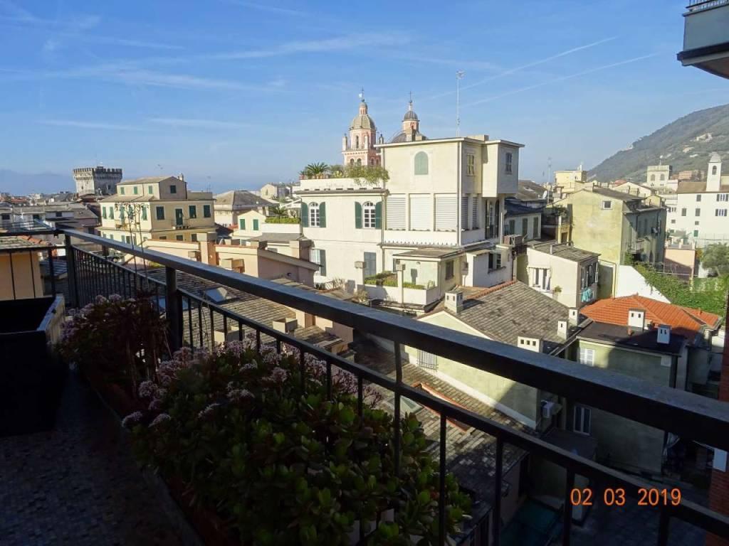 Appartamento in affitto a Chiavari, 3 locali, prezzo € 780 | CambioCasa.it