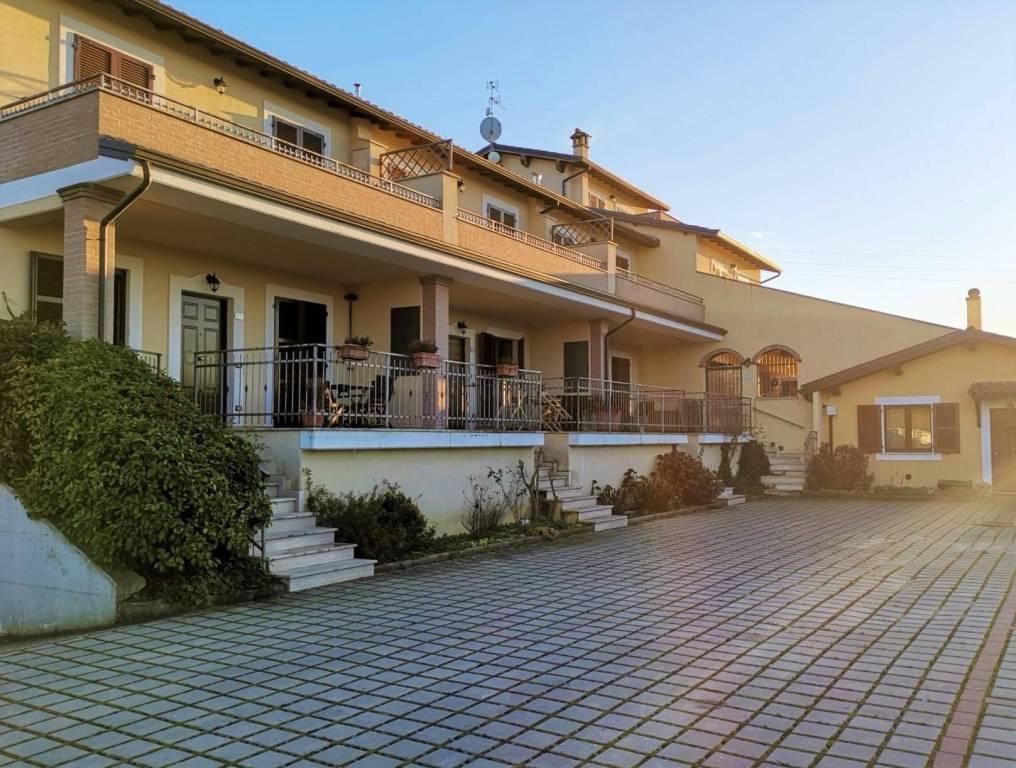 Villa a schiera 6 locali in vendita a Marsciano (PG)