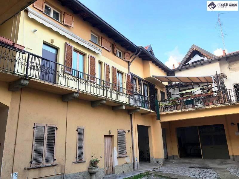 Appartamento in vendita a Seregno, 2 locali, prezzo € 77.000 | PortaleAgenzieImmobiliari.it