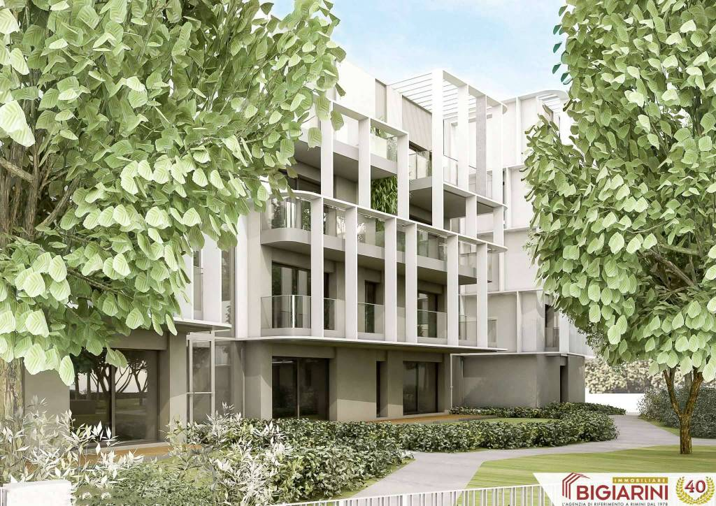Appartamento in vendita a Rimini, 2 locali, prezzo € 217.000 | CambioCasa.it