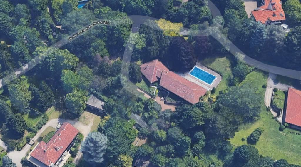 Foto 1 di Villa strada del Ponte Isabella a San Vito, Torino (zona Precollina, Collina)